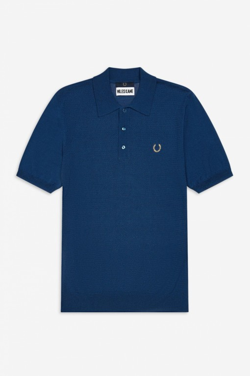 53b2306a9 CARISMAstore FREDPERRY. CARISMAstore FREDPERRY. CARISMAstore FREDPERRY. Home    Clothing   Polo Shirt   FRED PERRY Textured Panel Knitted Shirt